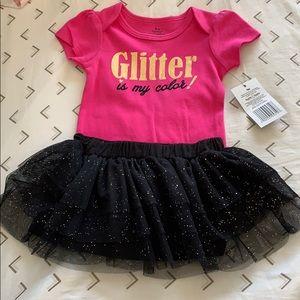 Other - Baby girl onsie & tutu